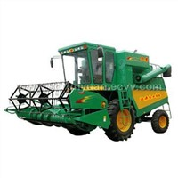 Wheat/rice Combined Harvester3688