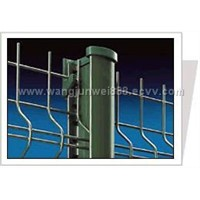 wiremesh fencing