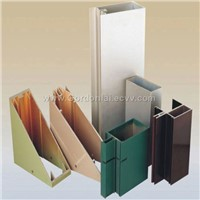Fluorocarbon and Powder Coating Profiles