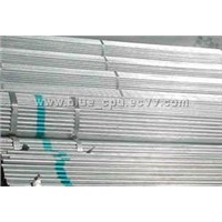 galvanized steel tubes & pipes