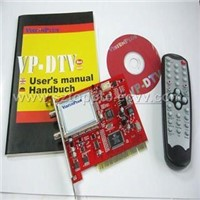 Digital Satellite TV Tuner Card