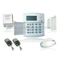 40 zones Wireless alarm system