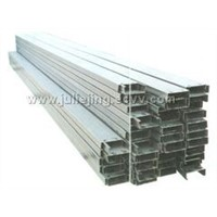 Purlin C and Z type steel
