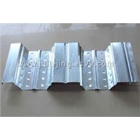 Floor steel carrying plate