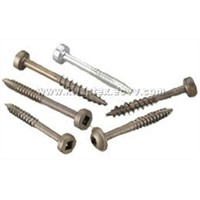 KTX Screws for Particleboard, MDF and Wood