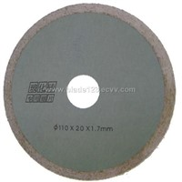 Diamond Saw Blades--For cutting vitrified bricks