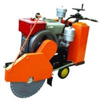 Concrete Pavement Joint Cutting Machine