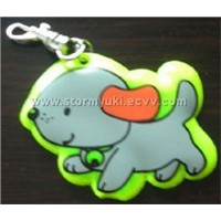Fluo- Key Ring