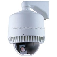 Indoor/Outdoor speed dome camera