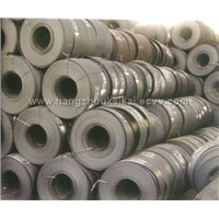 Hot rolled steel strips