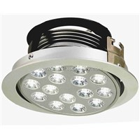 LED Recessed Downlights (15*1W, 825LM)