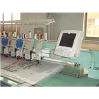 Mixed Embroidery Machine (Coiling + Flat)