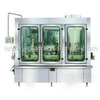 CGF Wash-filling-capping 3-in-1unit