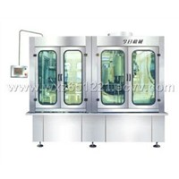 DCGF Aerated beverage wash-filling-sealing 3-in-1unit beverage machinery
