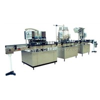 non-aerated beverage product line