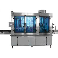 KLG Grain wash-filling-sealing 3-in-1unit beverage machinery