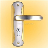 Middle Iron Lock SMI-3-53622 Golden