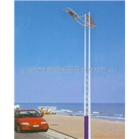 road lamp pole