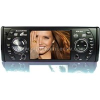 Car Audio Player In-Dash Stereo - 3.5 Inch TFT - RDS FM Radio