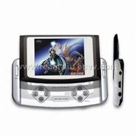 sell mp4 player with camera and video game
