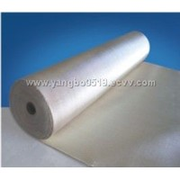 Steel fiberglass cloth