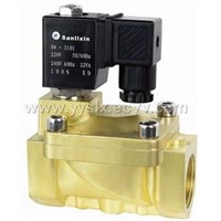 SLP Robust and reliable high performance solenoid valve
