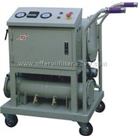 Diesel oil, gasoline oil and fuel oil purifier