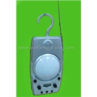 radio shower radio & spa light
