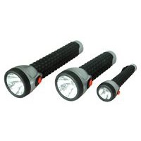 3 Piece Heavy Duty Flashlight Set