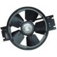 All metal fan(The size:280x90mm)