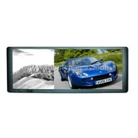 "7""PARKING SENSOR SYSTEM WITH REARVIEW MIRROR LCD MONITOR"