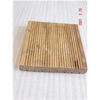 Outdoor Bamboo flooring