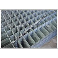 welded mesh panels for floor heating system