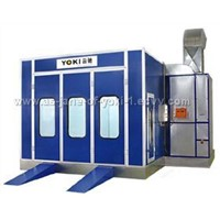Spraying Booth,baking Booth