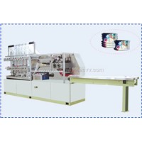 Auto Wet Tissue Machine