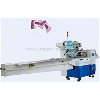 Auto Wet Tissue Packing Machine