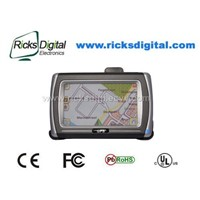 4 inch GPS Navigation with Euro/NA/Aus map