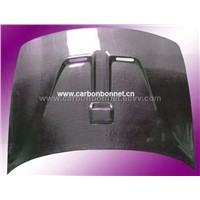 carbon bonnet for acura