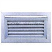 Hinged Return Air Grille with Fliter