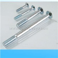 DIN603, STAINLESS STEEL CARRIAGE BOLT