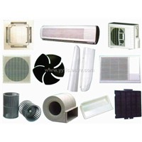 Parts And Components For Air-Conditioner
