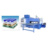 Plastic Pallet Welding Machine