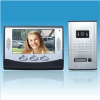 "7"" color Video doorphone"