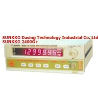 Sunkko 2400G+ Telecom Power Supply Test Meter