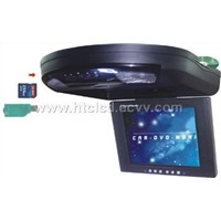 10.4 inch DVD roof mount monitor