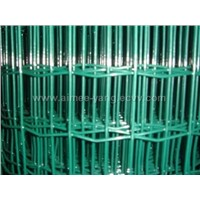pvc coated ripple welded wire mesh