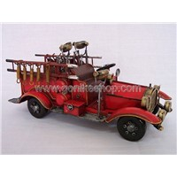 Antique fire engine,Antique pumper,fire engine,mini fire engine,mini pumper,metal fire tru