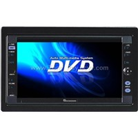 2 Din DVD Player built-in GPS/TV/RDS/2 SD SLOT