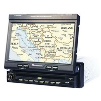 1 Din DVD Player built-in GPS/Bluetooth