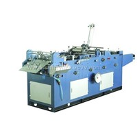 Envelope flap tape peal & seal machine